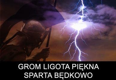 GROM Ligota Piękna - SPARTA Będkowo