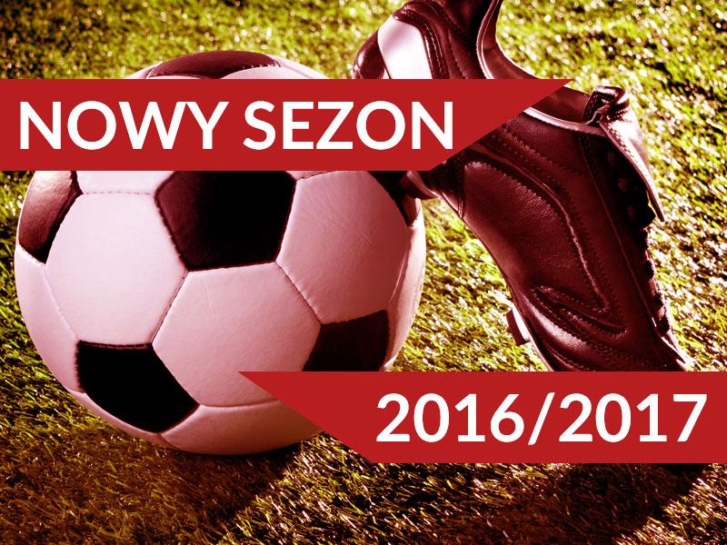 Nowy sezon 2016/2017