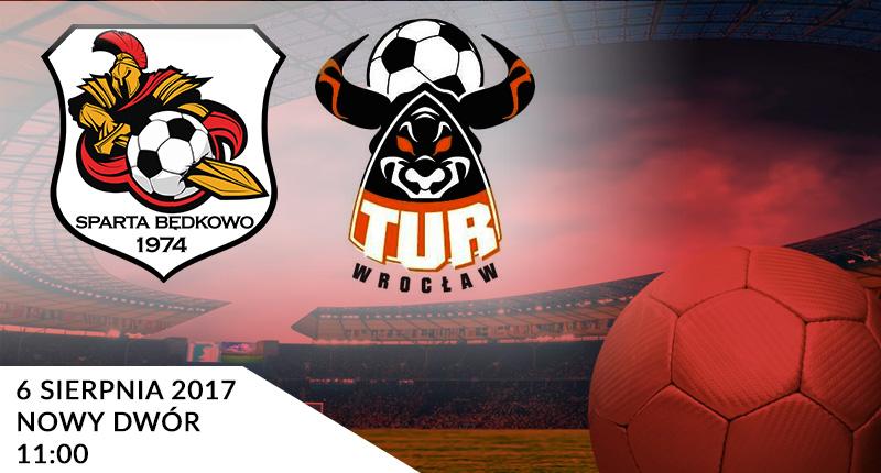 SPARTA Będkowo TUR Wrocław
