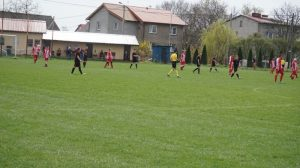 Galeria zdjęć z meczu piłki nożnej BURZA Godzieszowa - SPARTA Będkowo
